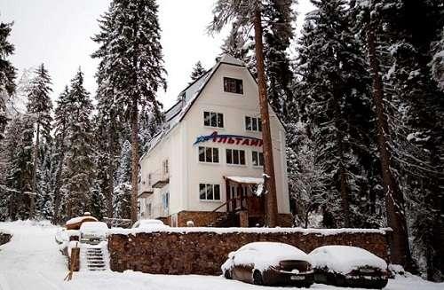 КЧР Действующая гостиница «Альтаир»
