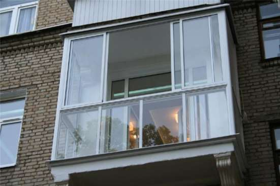 Пластиковые балконы и лоджии в Нижнем Новгороде Фото 4