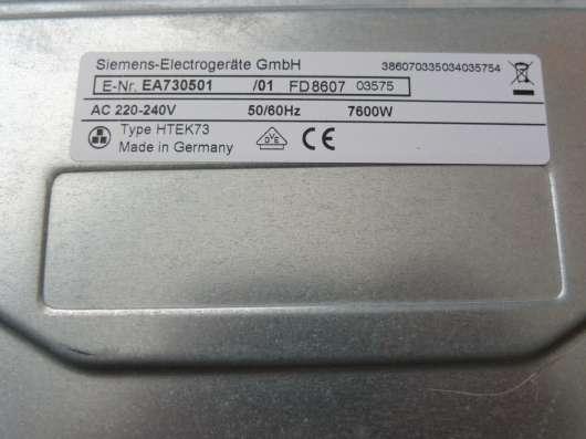 Продам встраиваемую варочную панель Siemens Siemens EA 73050