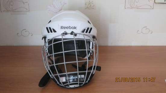 Шлем хоккейный, детский.