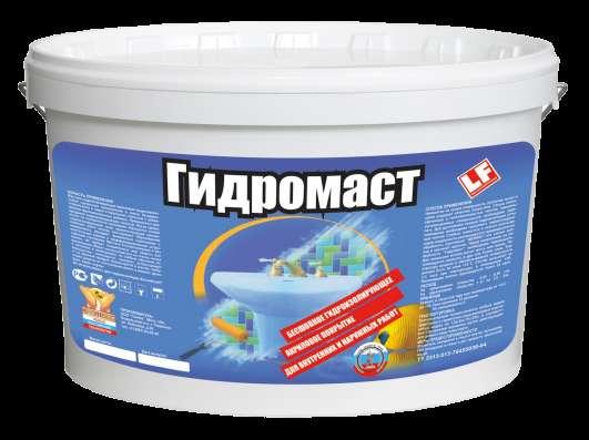 Гидромаст-акриловая мастика 5 кг
