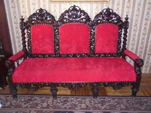 Раритетный диван