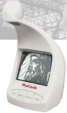 Детектор купюр DoCash DVM Lite