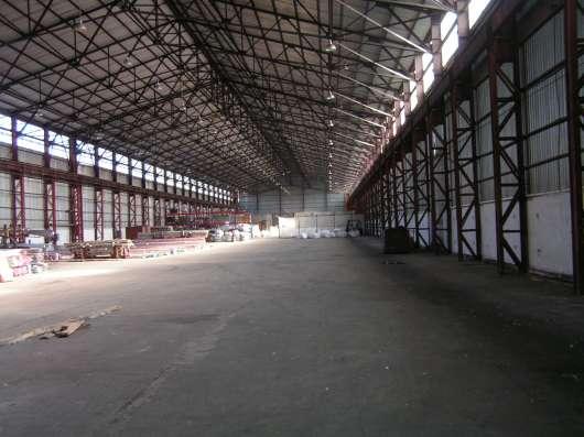 Склад с кран-балкой 1000 м² 12 км от МКАД в Москве Фото 1