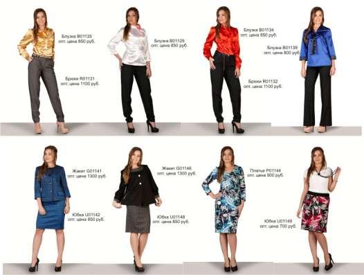 Женская одежда SETTY. Оптом, в розницу и для СП в Москве Фото 1