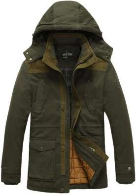 Куртка демисезонная AFS JEEP цвет хаки, новая