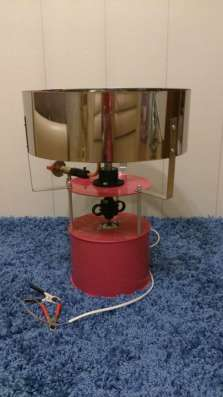 Аппарат сладкой ваты газовый 12вольт УСВ-4,добавки и палочки