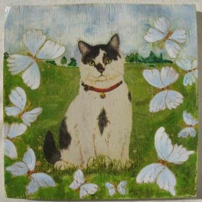 Панно с кошками в Кемерове Фото 4