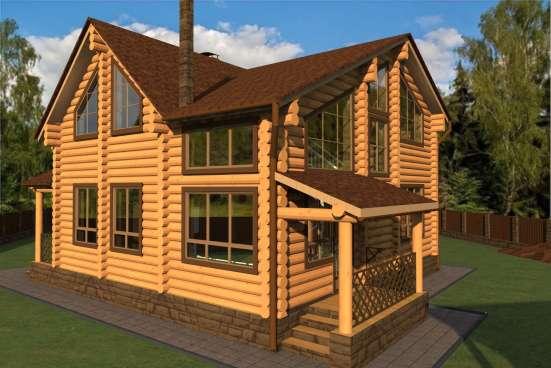 Деревянный дом Лель от компании МОГУТА в Нижнем Новгороде Фото 3