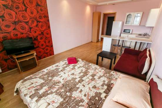 1-комнатная квартира в центре города в Тюмени Фото 4