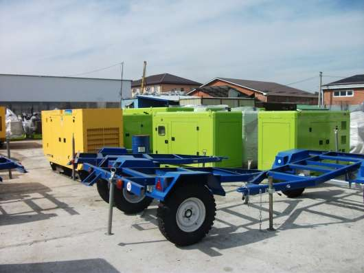 Дизельные генераторы электростанции от 1 до 1000 кВт и более в Краснодаре Фото 2