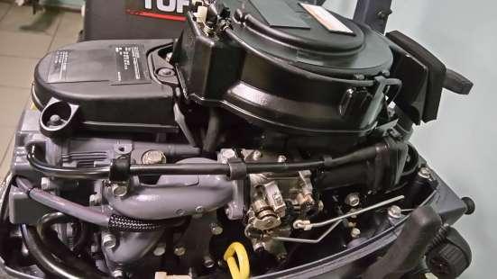 Продам отличный лодочный мотор YAMAHA F9,9, нога S в Владивостоке Фото 3