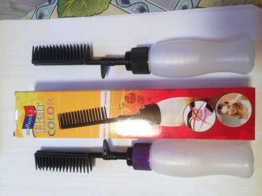 HairCOLOR: Расческа для окрашивания волос