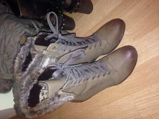 Женская одежда, обувь