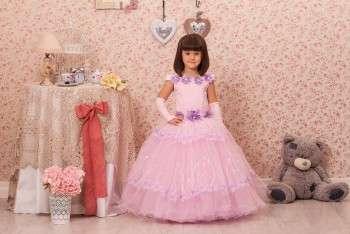 Нарядное детское платье на прокат