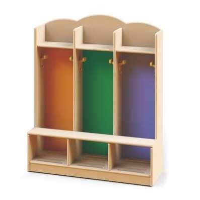 Шкафчики для одежды в Хабаровске Фото 1