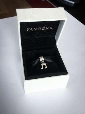 Продаю шарм Pandora музыкальная нота
