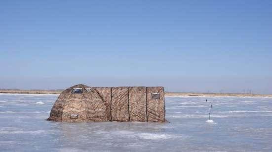Универсальная палатка баня УП-2