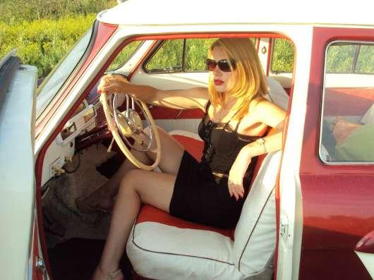 Прокат авто ретро Волга ГАЗ -21 на свадьбу и не только