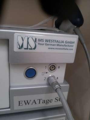 Аппарат ударно волновой терапии ewatage premia