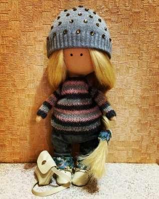 Кукла ручной работы в Ставрополе Фото 1