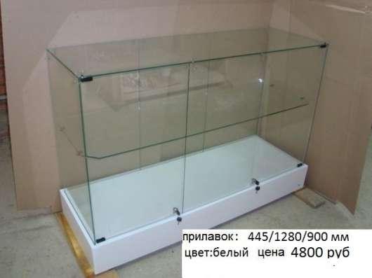 витрины стеклянные в Москве Фото 4