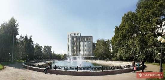 1-комнатная квартира, Карбышева, 40,92 м2, ЖБИ-3