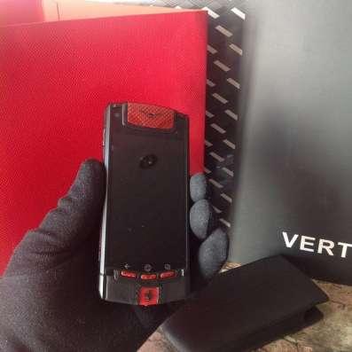 телефоны Vertu Signature