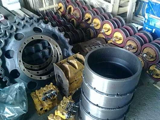 Продам запасные части к дорожно-строительной техники