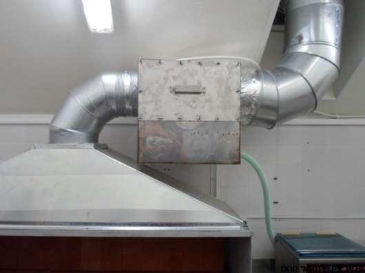 Фильтр искрогаситель для мангалов