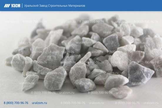 Мраморный щебень в Тюмени Фото 1