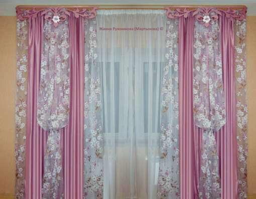 Пошив текстеля для дома и офисов в Междуреченске Фото 5