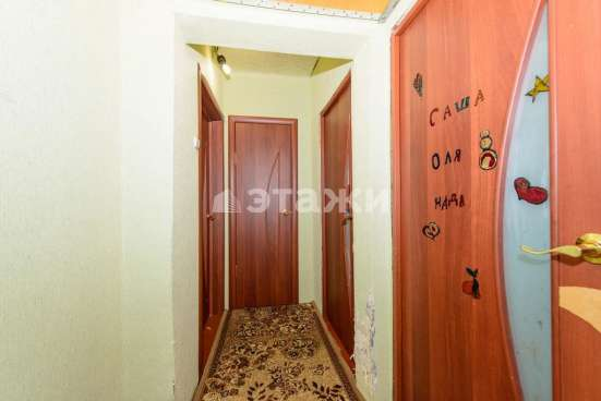 Продам 4-комнатную квартиру в Новосибирске Фото 5