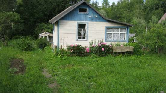 Продам участок 6 сот.с летним домиком,в Истринском р-не