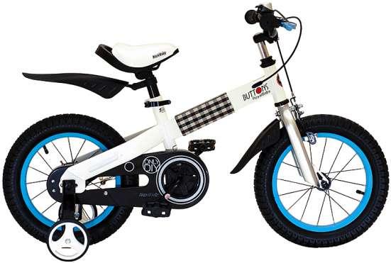 Детский велосипед Royal Baby Buttons Steel 14 в Екатеринбурге Фото 2