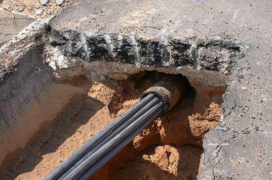 Прокол грунта под инженерные коммуникации и трубы