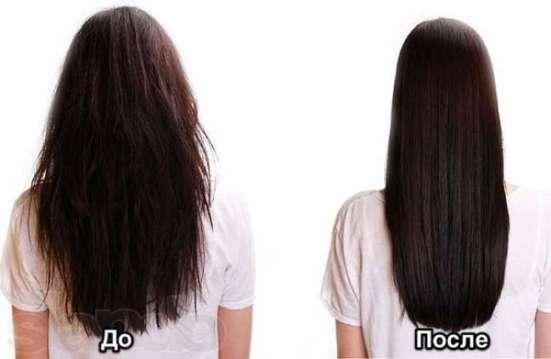 Восстановление и выпрямление волос CocoChoco в Екатеринбурге Фото 1