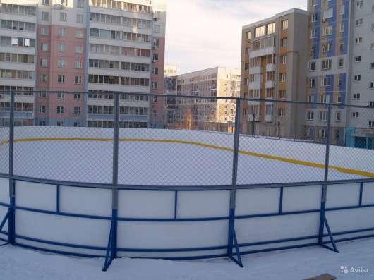 Хоккейная коробка на заказ от производителя. Качественный и в Екатеринбурге Фото 3