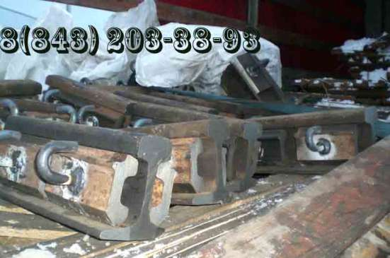 Рельсы ЖД-6 407-3-0603.91-КС.И-13, ЖД-9 407-3-0603.91-КС.И в г. Волжск Фото 2