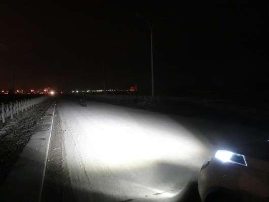 Светодиодные авто лампы H13 H4 HB5 H8 HB1 (LED автолампы) в Екатеринбурге Фото 1