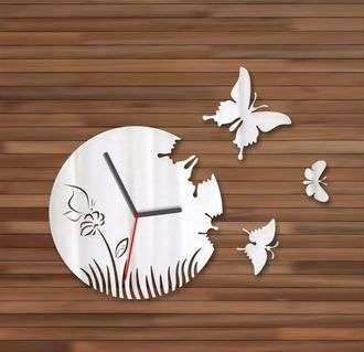 Зеркальные настенные часы в Кемерове Фото 3