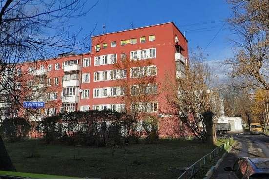 Офис в Москве на Семёновской