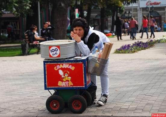 Аппарат сладкой ваты газовый 12вольт УСВ-4,добавки и палочки в Москве Фото 1