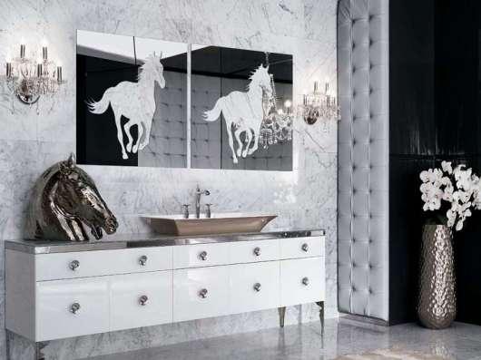 Зеркальные панели на стену в Кемерове Фото 2