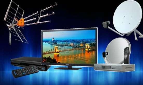 Продажа установка Спутникового телевидения, интернета