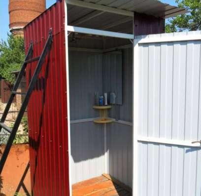 Туалет, душ, хозблок. в Оренбурге Фото 1
