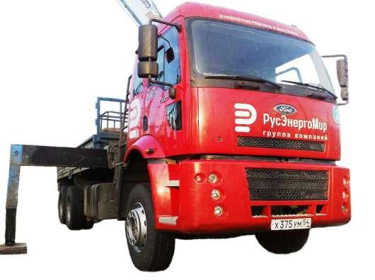 Услуги самогрузов 5 и 10 тонн