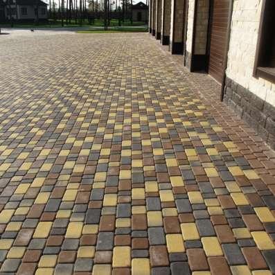 Тротуарная плитка, бордюрные камни и навершия. в Москве Фото 4