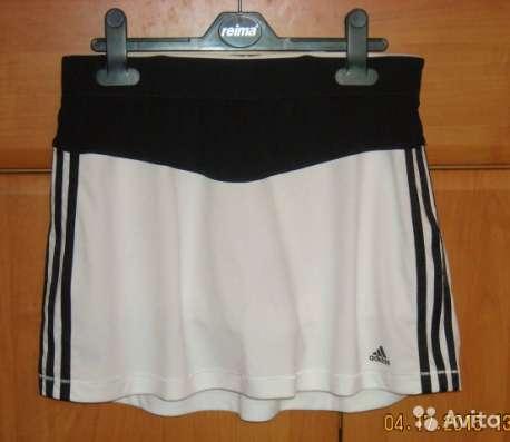 Юбка-шорты для игры в теннис