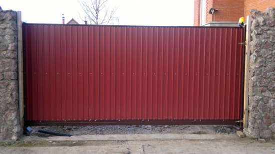 Ворота 3,5*2,0 м